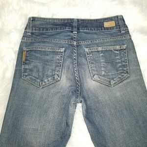 Paige premium Denim Jeans sz 27 x 34 HIDDEN HILLS